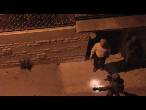 Israel: Footage Shows Arrest Of Palestinian Speaker Over Missing Israelis