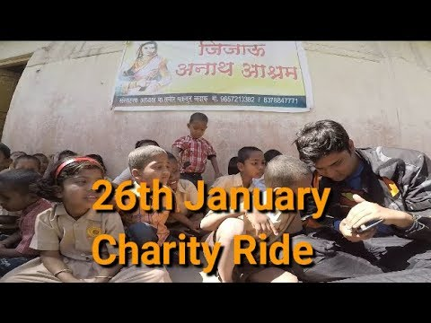 Republic Day 2018 Charity Ride | TRT | GCP | RRI
