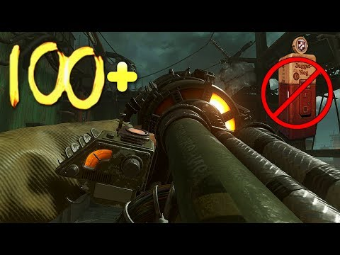 😷 'ASCENSION' Currently Round 102+ FLAWLESS NO JUG WORLD RECORD ATTEMPT LIVE! 😷 (Bo3 Zombies DLC 5)