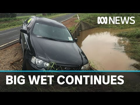 East coast wet continues as residents fight to clean up | ABC News