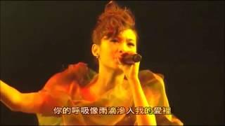 雨愛Live 楊丞琳十年有丞異想天開Live DVD