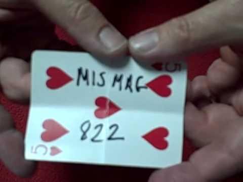 Tear & Restore - Card Tricks Revealed