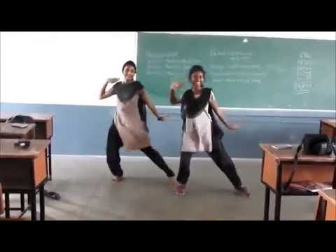 Tamil School Girls Marana Kuthu Dance | Folk Dance | SP Channel
