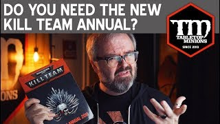 Do You Need the New Kill Team Annual 2019