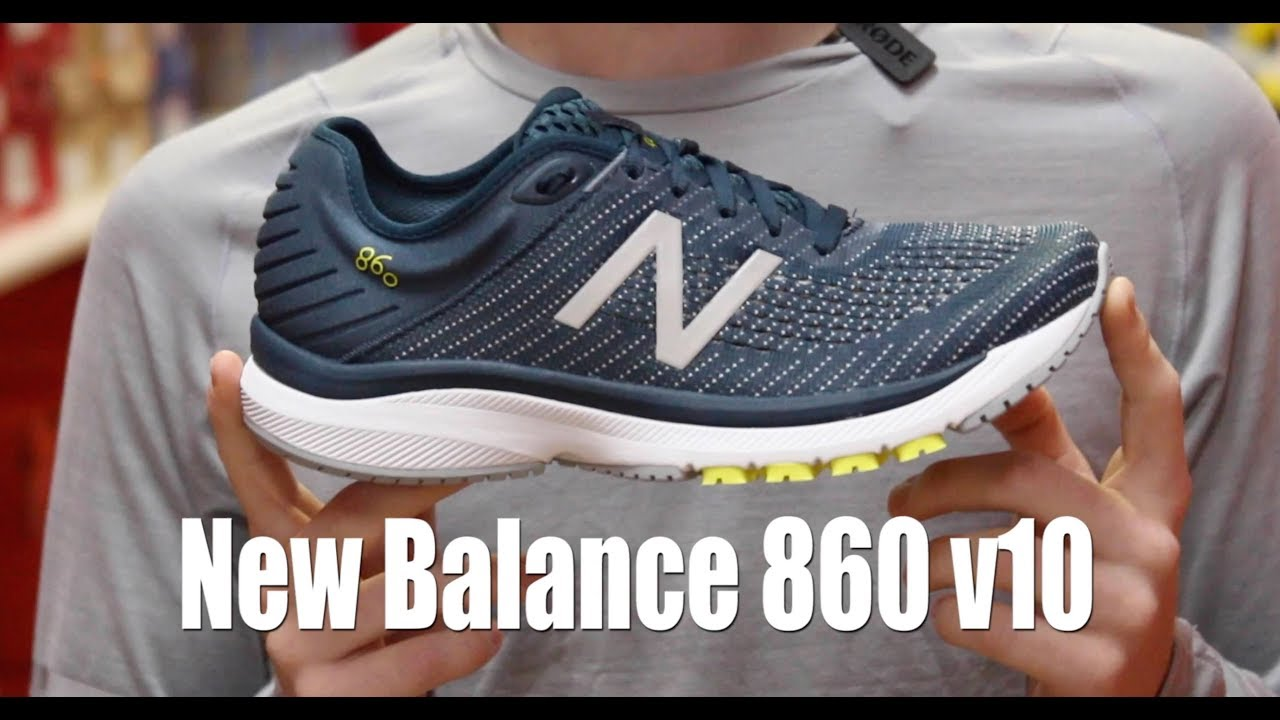 new balance femme 860