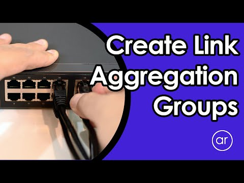 How to Use Link Aggregation Groups (Port Trunking) with Two QNAP NAS Units