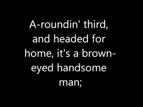 Centerfield  John Fogerty w lyrics