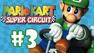 MARIO KART SUPER CIRCUIT #3 - NUNCA DUVIDE DO MARIO VERDE!