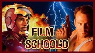 Die Hard to Dark Knight: A History of Kicking Ass, Part 3 - Film School