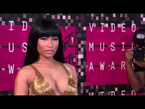 Nicki Minaj 2015 VMA's Red Carpet