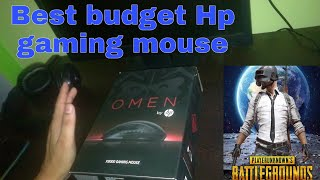 Uboxing and review hp omen x9000 gaming mouse in Killer price