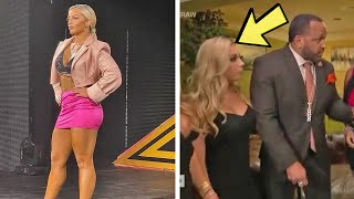 Real Reason WWE Demoted Mandy Rose Matt Riddle Cleared Wrestler In AEW WWE Wrestling News