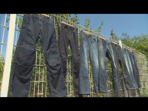 Motorrad-Jeans im Test