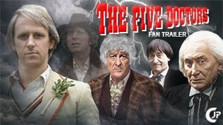 Fan Trailers : Doctor Who - The Five Doctors (Thunderbirds Style)