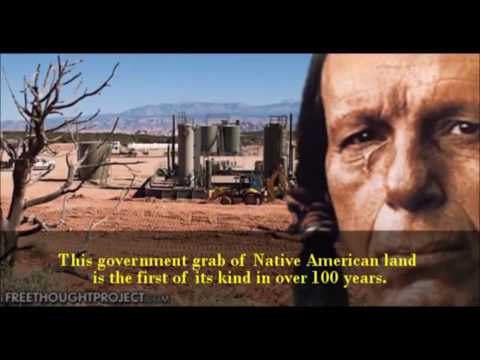 Anonymous Patriots #OpBearsEars Help fight for the Ute tribe.