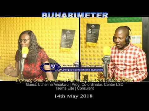 Buharimeter Radio 14052018