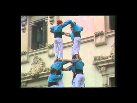 Castellers de Vilafranca -  4d9f  Tot Sants Layret TV