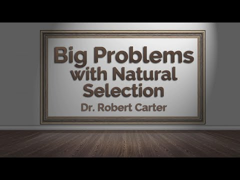 Origins: Big Problems with Natural Selection