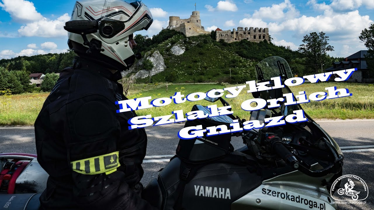 Motocyklowy Szlak Orlich Gniazd