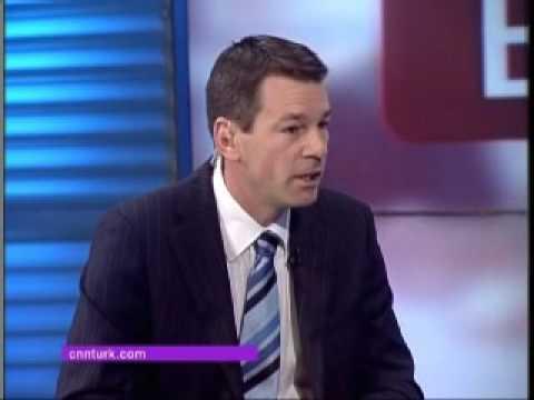 Turkey 2006 - Felix Howald on CNN Türk (Turkish)