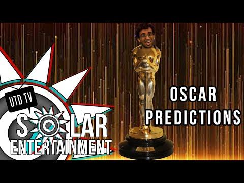 NISHANT PREDICTS 2020 OSCAR NOMINATIONS | Solar Entertainment