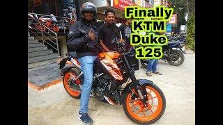 KTM Duke 125 Walkaround + Exhaust Note+ Price | Hindi |