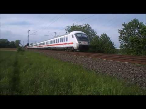 DB Fernverkehrzüge Flotte: InterCity