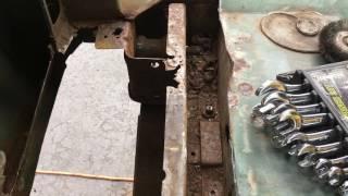 Jeep Cherokee Floor Replacement Part 1