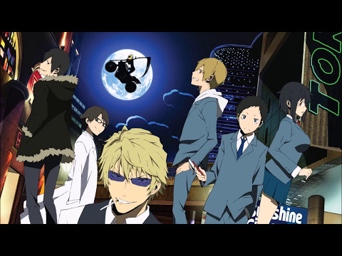 Complication  Durarara!! OP 2  Female Version