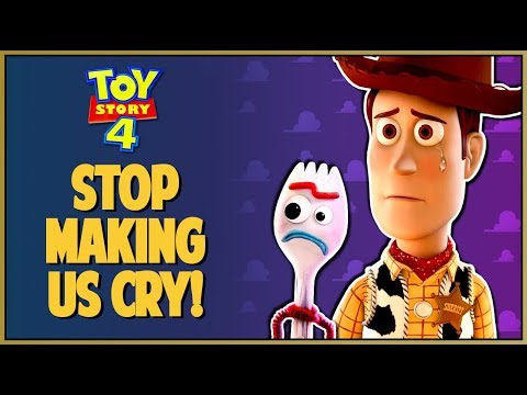 TOY STORY 4 MOVIE REVIEW - Double Toasted