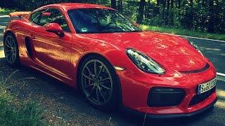 Porsche Cayman GT4 2015 Videos