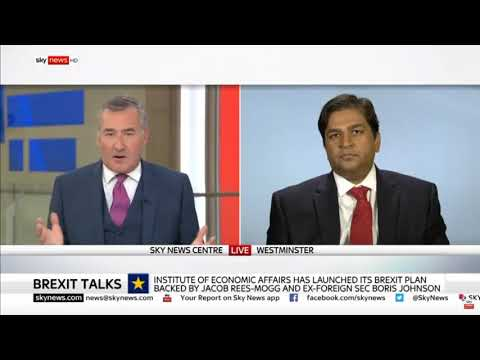 The IEA's Shanker Singham on Sky News