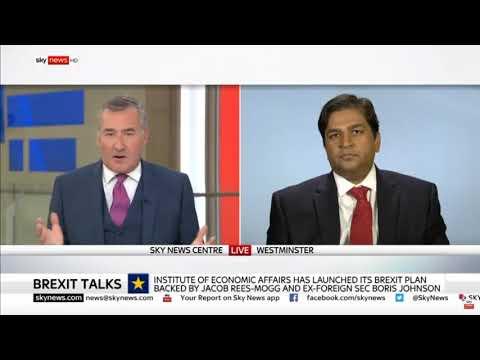 The IEA's Shanker Singham on Sky News