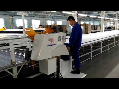 Hometextile Factory Fabric Spreader
