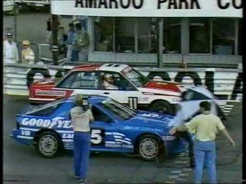 1988 Stallions Stables/2WS Production Car Series - Rd 3 Amaroo Park