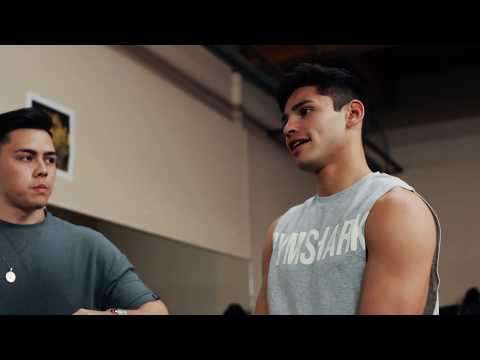 THE LEAD UP | Episode 1 - Shooting with Gymshark