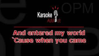 FORBIDDEN LOVE - INTROVOYS (OPM Karaoke)