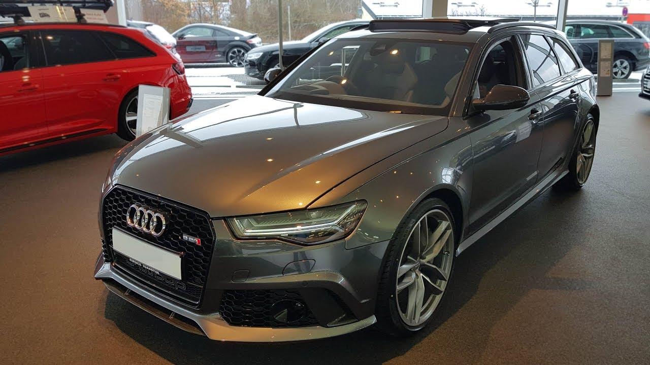 Audi RS Avant Performance Audiview YouTube - Audi rs6 2018