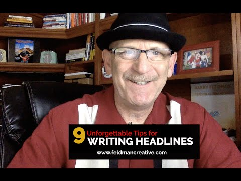 Writing HEADLINES that Work