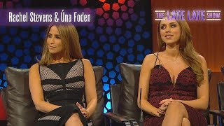 Úna Foden on Pop Stars and Rachel Stevens on becoming successful | The Late Late Show | RTÉ One