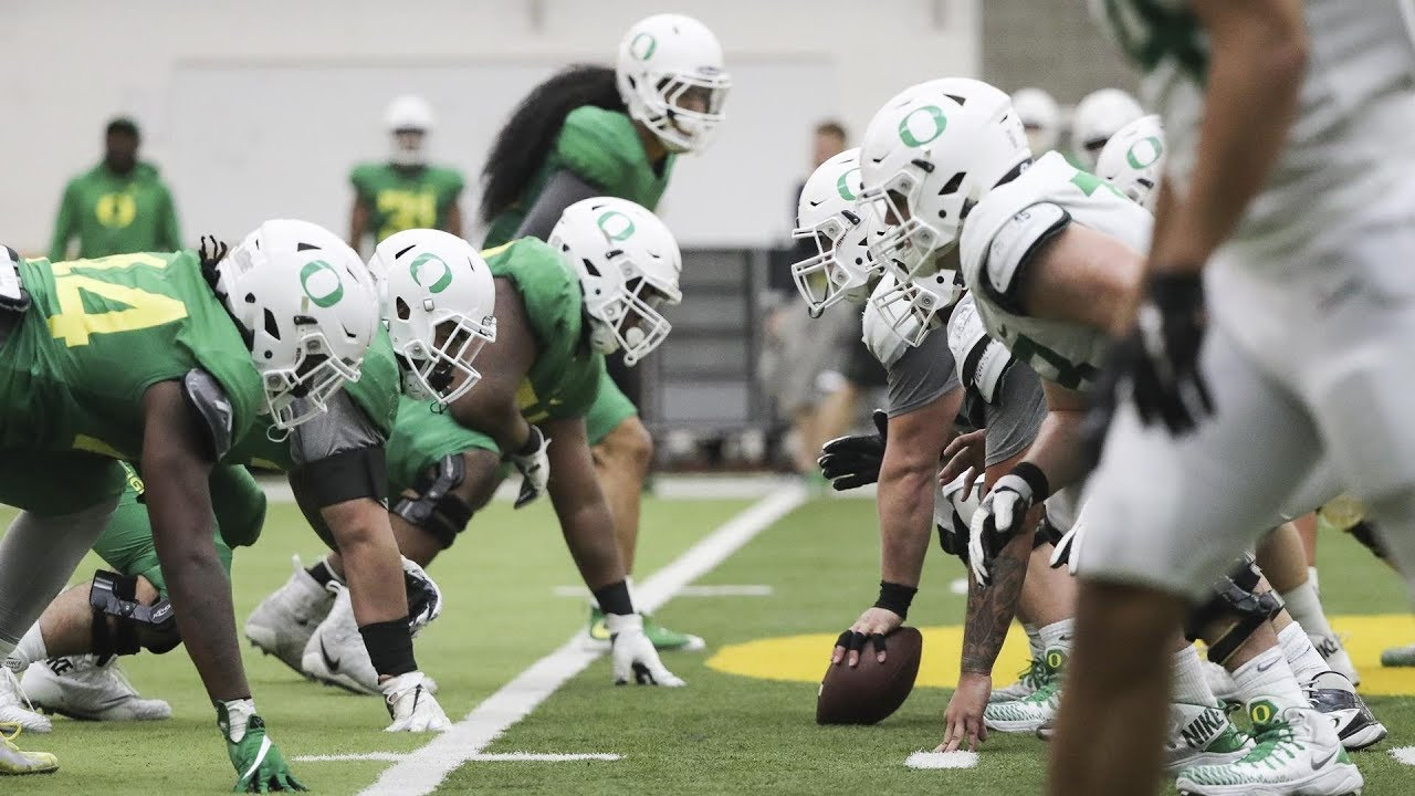 oregon-football-eager-to-elevate-the-standard-in-first-spring-game-under-mario-cristobal