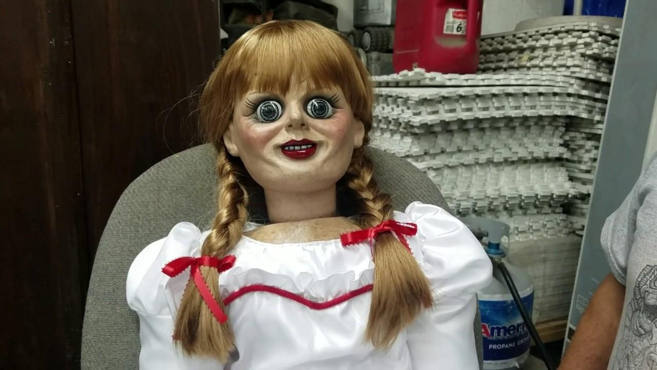 annabelle doll - photo #38