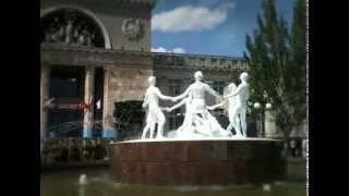 VOLGOGRAD fontan