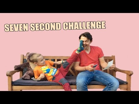 MØD MIN SØSTERS KÆRESTE - SEVEN SECOND CHALLENGE