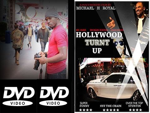 Hollywoods Turnt up - The Short Movie