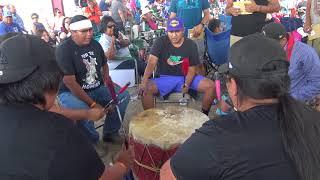 Little Brave Fort Hall Shoshone Bannock Festival Pow Wow 2018