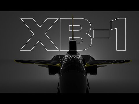 Supersonic returns: XB-1 rollout