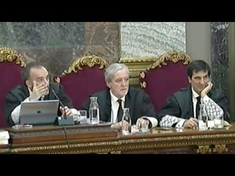 Enfrontament entre Cuixart, Marchena i el fiscal