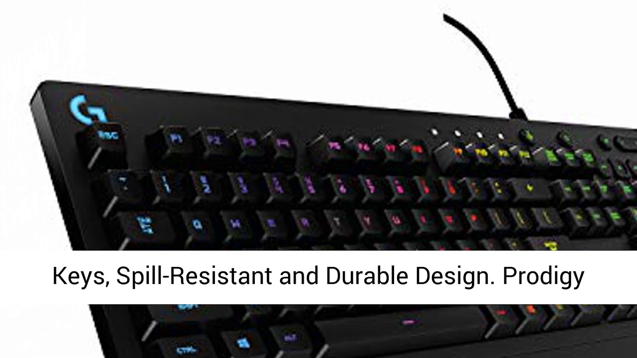 Best Gaming Keyboards 2020.Best Gaming Keyboard 2020 Logitech G213 Gaming Keyboard