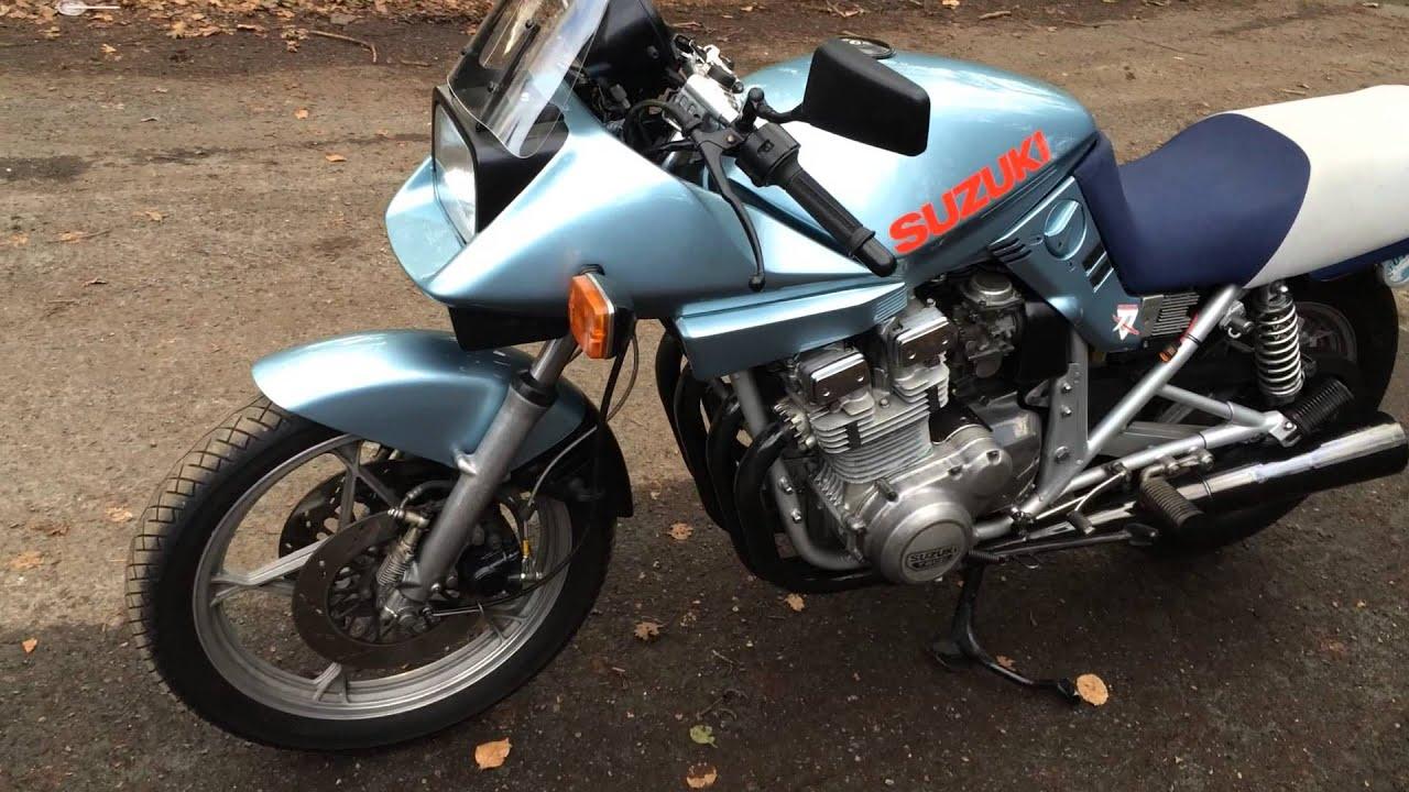 Suzuki GSX1100S Katana Restomod by ACP Customs - BikeBound